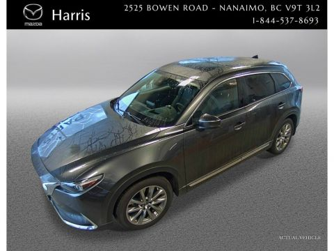 New 2019 Mazda CX-9 GT with NAVIGATION & Rear view back up camera