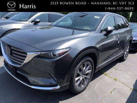 New 2019 Mazda CX-9 GT With 360 view & Bose sound system