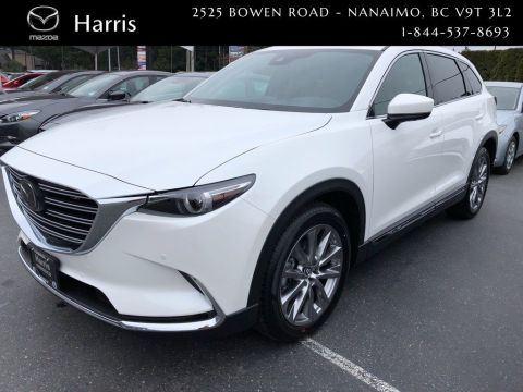 New 2019 Mazda CX-9 GT With NAVIGATION & 360 View camera