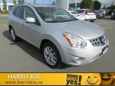 Pre-Owned 2013 Nissan Rogue SL Back-Up Camera Navigation