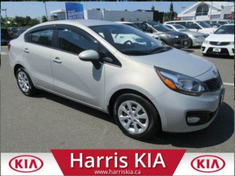 Pre-Owned 2012 Kia Rio LX+ Low Kilometers Heated Seats