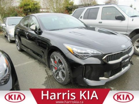New 2019 Kia Stinger GT AWD Backup Camera Leather