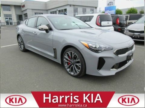 New 2019 Kia Stinger GT Limited AWD Loaded Options