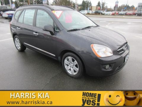 Pre-Owned 2008 Kia Rondo EX Very Low Mileage Alloy Wheels Traction Control