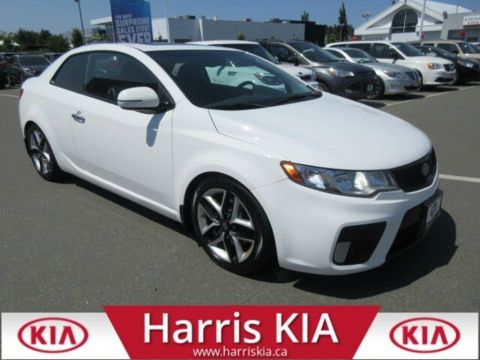 Pre-Owned 2011 Kia Forte Koup SX Navigation Sunroof Great Condition