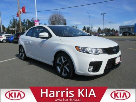 Pre-Owned 2012 Kia Forte Koup SX Low Kilometers Heated Seats