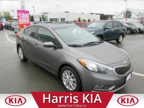 Certified Pre-Owned 2015 Kia Forte LX+ Warranty Great Low Price!