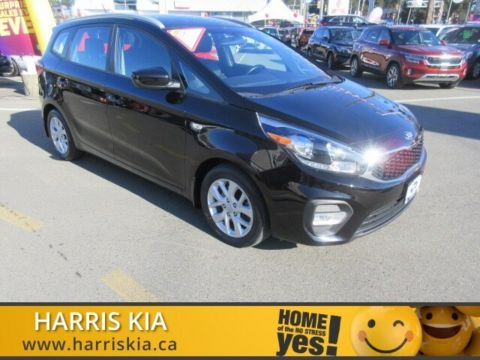 Pre-Owned 2017 Kia Rondo LX Super Low Mileage Bluetooth