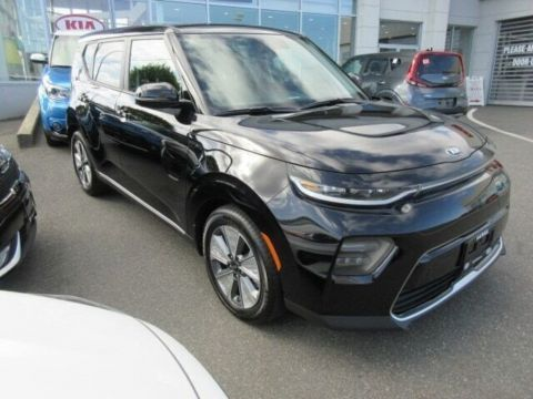 New 2020 Kia Soul EV Premium - $6,000 BC Scrap-It Rebate Available!!!