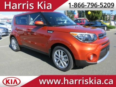 New 2019 Kia Soul EX+ Heated Seats and Steering Wheel
