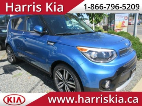 New 2019 Kia Soul EX TECH Navigation 0% for 84 Months