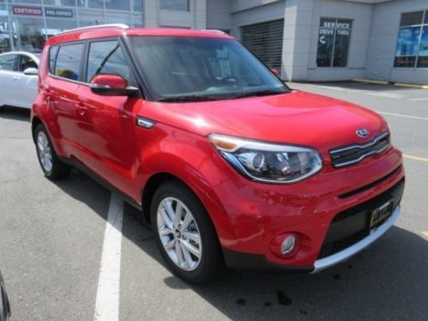 New 2019 Kia Soul EX+ Backup Camera Heated Seats