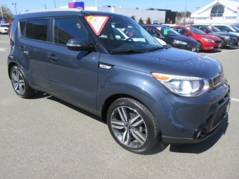 Certified Pre-Owned 2016 Kia Soul SX Luxury 0.9% Financing Available! Navigation Pan FWD Sedan