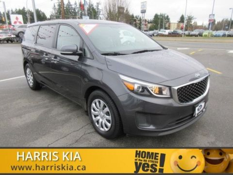 Pre-Owned 2018 Kia Sedona Low Mileage and room for your family Front Wheel Drive Minivan/Passenger Van