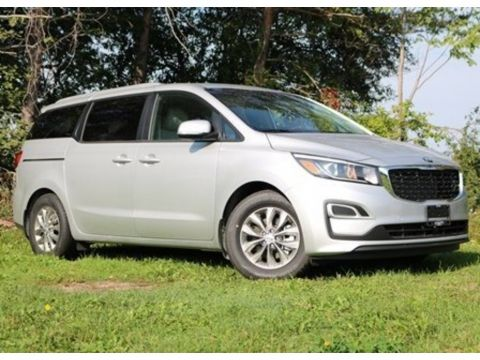 New 2019 Kia Sedona LX+ Mini Van Backup Camera