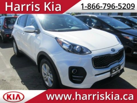 New 2019 Kia Sportage LX AWD Huge May Savings!