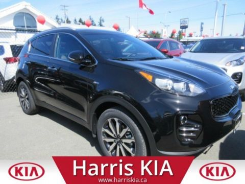 New 2019 Kia Sportage EX AWD Heated Seats Leather