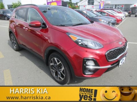 Pre-Owned 2020 Kia Sportage EX Bluetooth Blind spot monitor Sport Utility