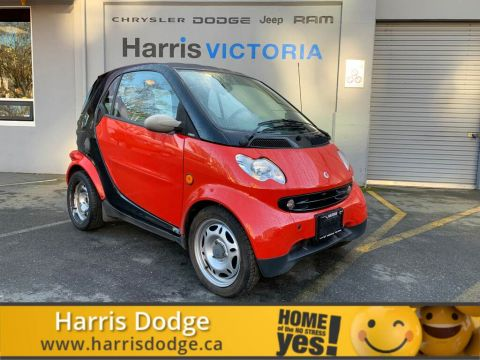 Pre-Owned 2006 smart fortwo Diesel